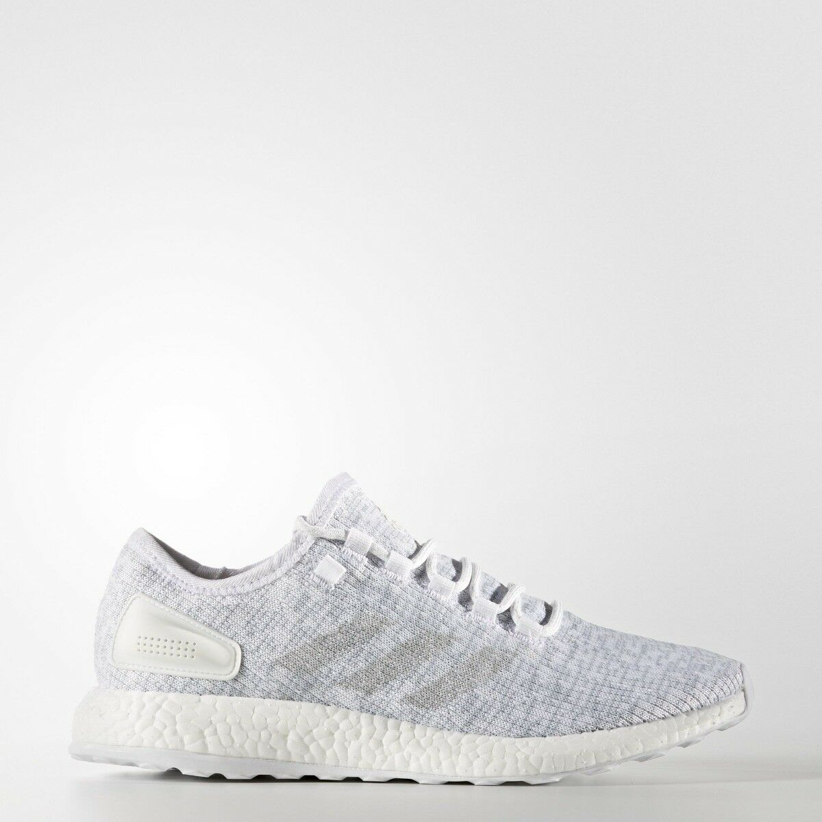 Adidas Pureboost Hombre running Zapatilla de deporte Talla 8 10.5 11.5 blancoo