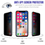 miniature 10 - Wholesale Lot For iPhone 11 XR Xs 7 Plus Privacy Tempered Glass Screen Protector