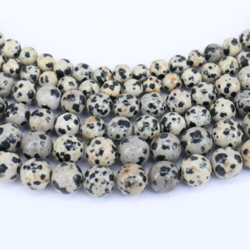 """15/"""" Natural Colorful Stone Agate Gemstone Quartz Round Loose Spacer Beads 4-10mm"""