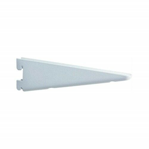 Knape & Vogt 182 WH9 9 White Shelf Brackets