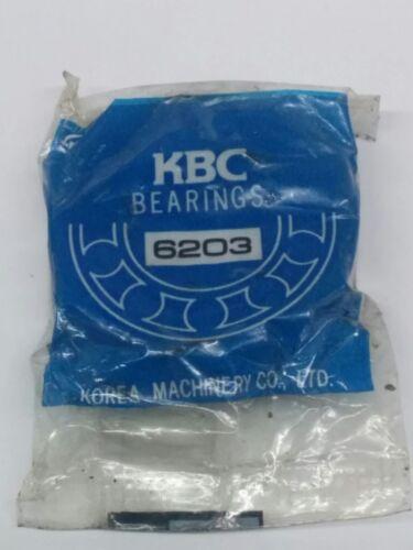 KBC 6203 Bearings