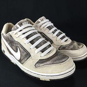 Prestige gealterter Sneaker Brauner 211 Nike 8 5 Leder 313324 rissiger Herren Sz wqOx1ftfRp