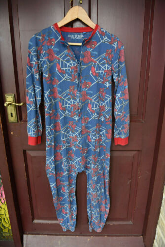 ROCK n ROLL Pirates Bedtime One Piece SPIDERMAN Ages 11-12 Preloved