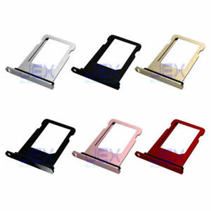 new styles 2436f 27e61 Details about Replacement Nano Sim Card Holder Tray + Rubber Gasket for  iPhone 7 or 7 Plus