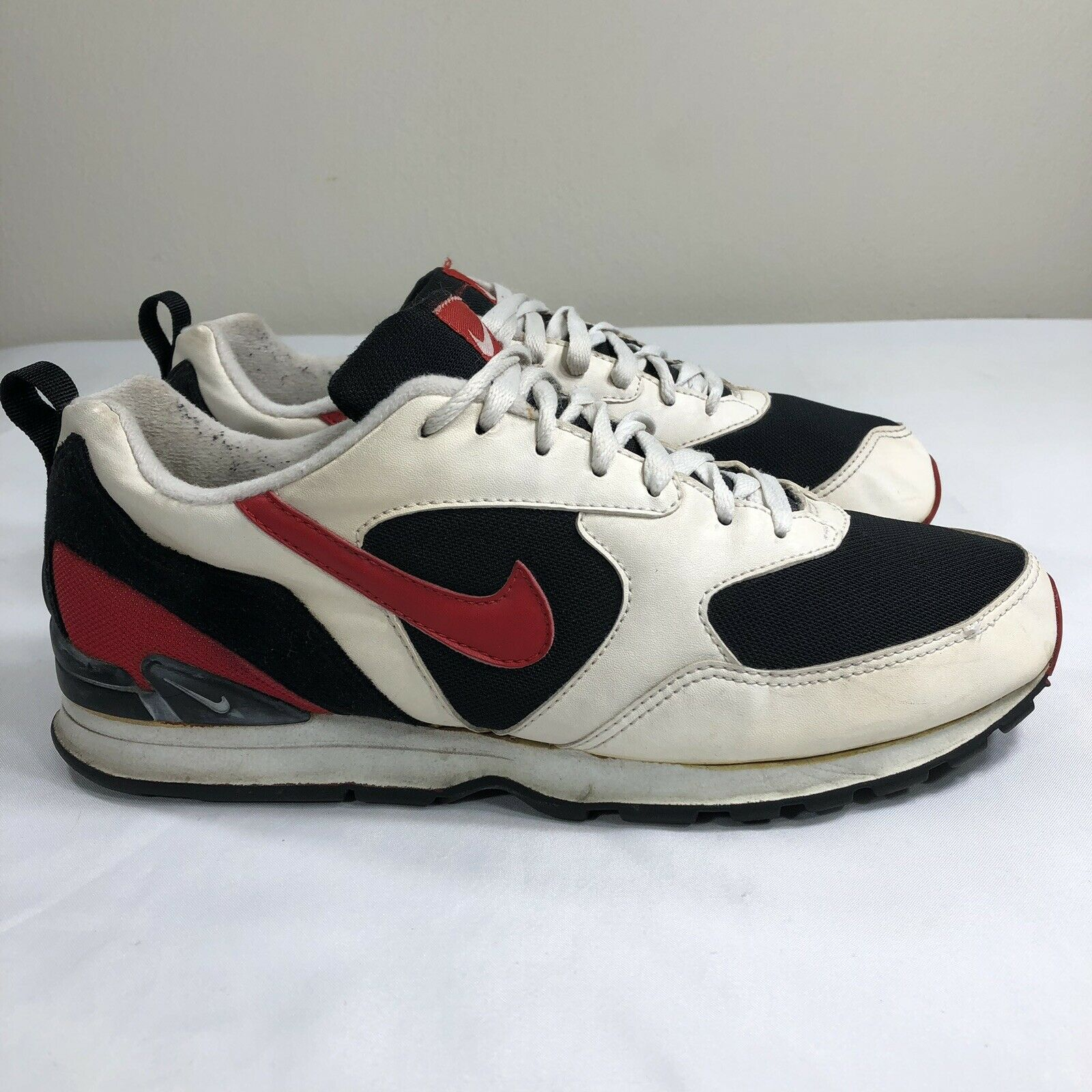 024163f4b4f78 VTG 1995 Nike Pace Runner OG OG OG Running shoes Trainer 90s Swoosh ...