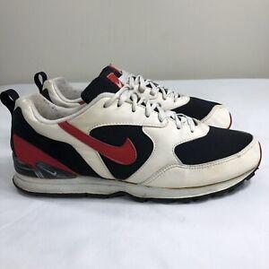 brand new 6557c da422 Runner Trainer 9 Og Men s Vtg 1995 Chaussures 5 de années course Nike des  Pace 90 ...