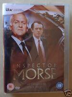Inspector Morse: The Complete Series 1-12 [itv](dvd)remasterednew & Sealed