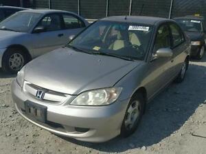 Image Is Loading 01 02 03 04 05 Honda Civic Sedan
