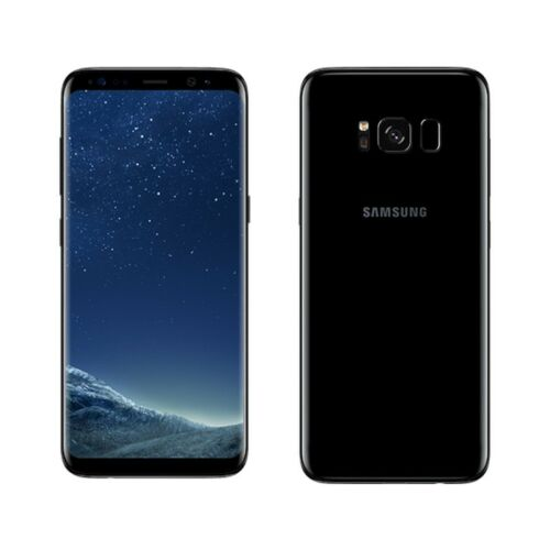 Samsung Galaxy S8 G950 Fd Duos 4 G Lte 64 Gb Midnight Black Nouveau by Ebay Seller
