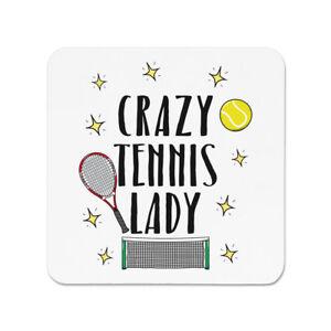 verr ckte tennis damen k hlschrankmagnet lustig sport ebay. Black Bedroom Furniture Sets. Home Design Ideas
