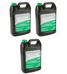 for kia 3 gallons pack pentosin pentofrost engine coolant antifreeze