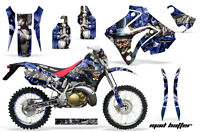 Amr Racing Honda Crm 250ar Graphic Decals Number Plate Kit Mx Bike Stickers Mh S