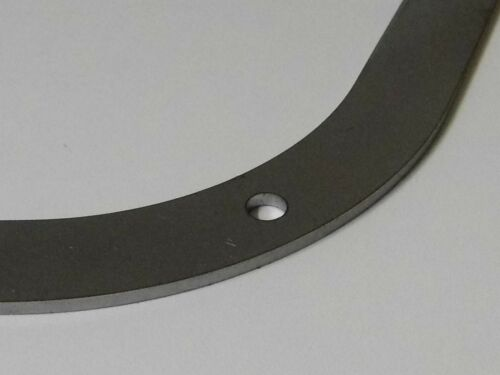 Triumph Tiger Cub and Terrier New Lefthand Front Mudguard Stay H871