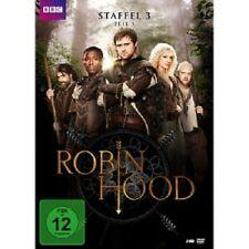 ROBIN HOOD-STAFFEL 3,TEIL 1 (JONAS ARMSTRONG/RICHARD ARMITAGE) 2 DVD SERIE NEU
