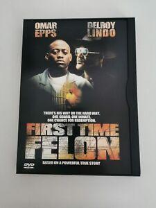 First-Time-Felon-DVD-english-Omar-Epps-Treach