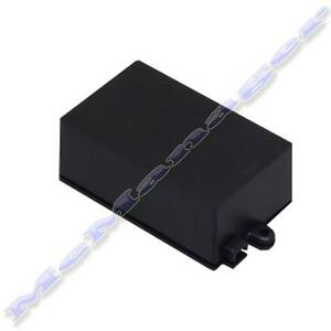 72x44x27mm Black ABS Plastic Enclosure Small Project Box For ...