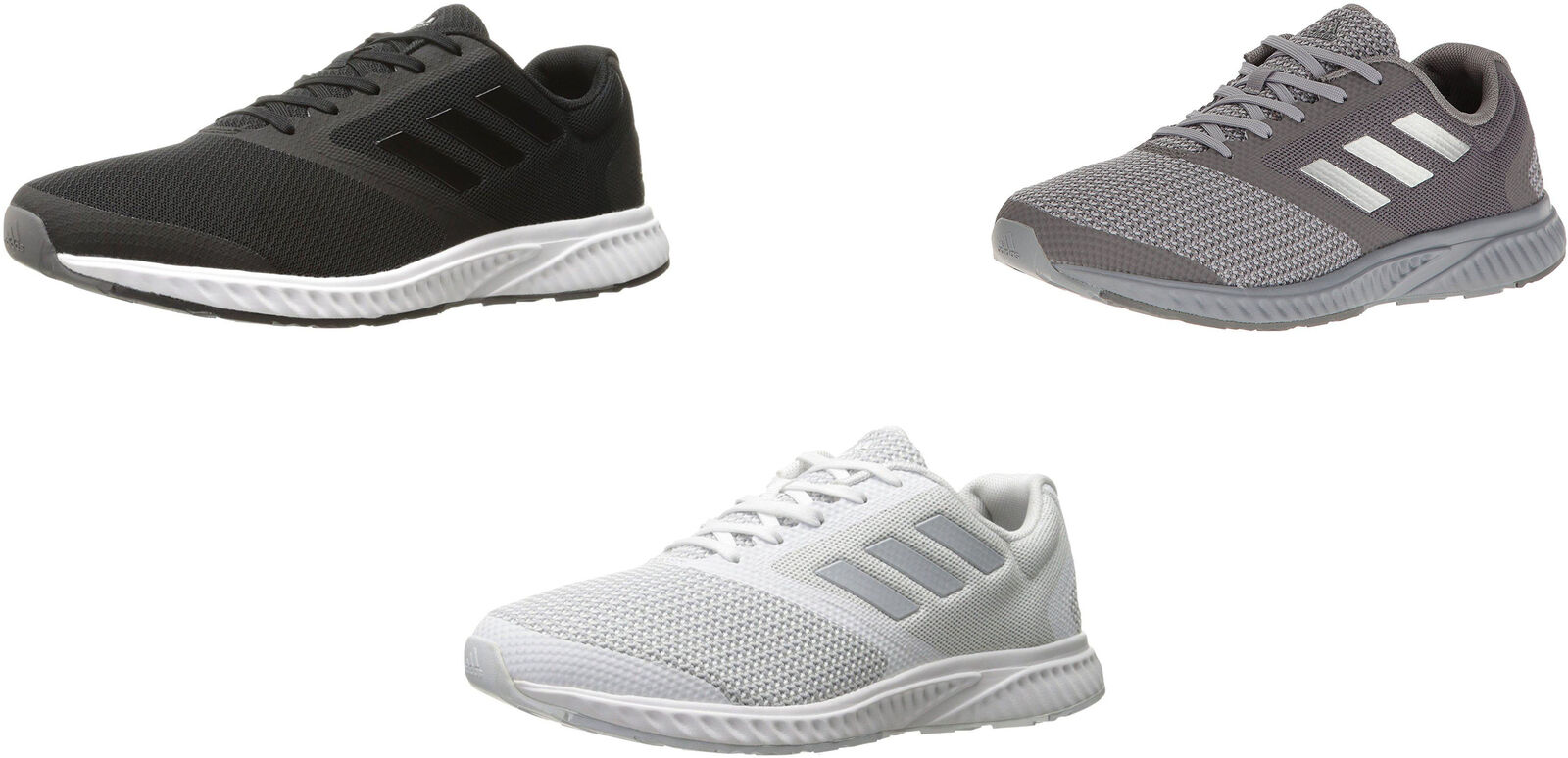 Adidas Men's Edge RC M Running shoes, 3 colors