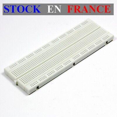 65pcs Cable Fil Connection Breadboard Plaque Platine d/'Essai PCB Test Circu D4R6