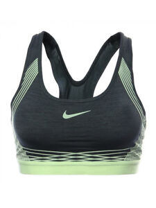 a364f96c59901 Image is loading Nike-Womens-Pro-Hyper-Classic-Padded-Sports-Bra-