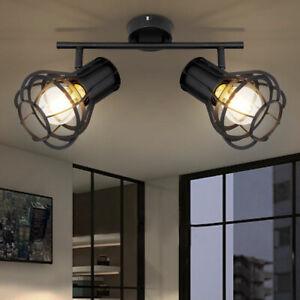 Decken Spot Strahler Leuchte Wohn Zimmer Licht-Schiene ...