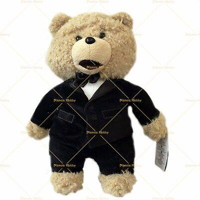 Ted Plüsch Mit Smoking 30 Cm Hohe Qualität Seien Sie In Geldangelegenheiten Schlau Bean Bags Ted The Film Sonstige