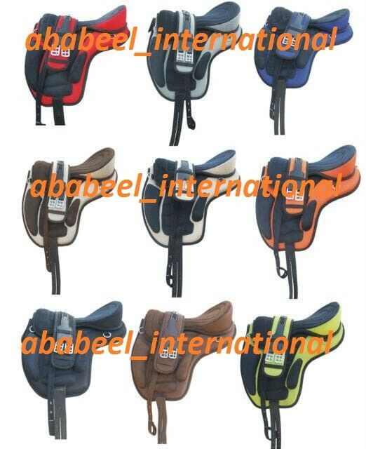 All Purpose Treeless Freemax Saddle Available in bluee   wholesale price
