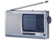 Sony ICF SW11 12 band - World Band Radio - Tuning Indicator 1 Month used