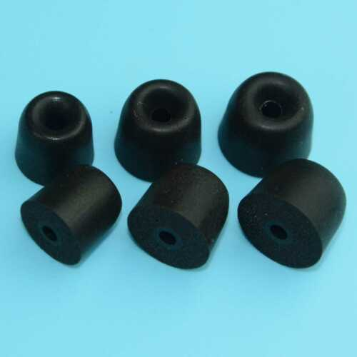 8pcs Foam Sleeves tips Earbuds for Vsonic GR07 VSD2 VSD3 VSD4 VSD5 Headphone