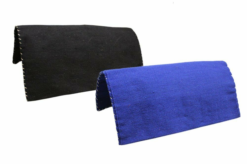 Tahoe Doubled 100% NZ Wool Saddle  Blanket - 32  x 32   more affordable