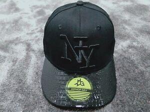 New York NY Boy Girl Baseball Cap Kids Snapback Hat Children school Hip Hop Hats