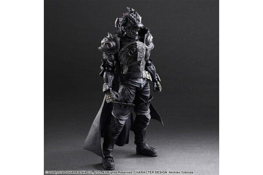 Jugar Arts Kai Final Fantasy XII Gabranth Cuadrado Enix Japón Nuevo