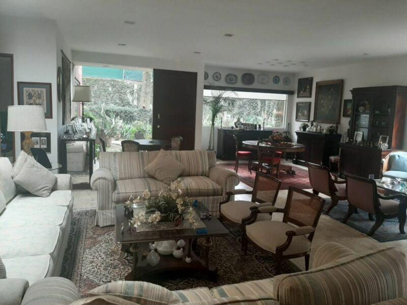 Casa sola en venta en Lomas de Chapultepec