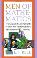 Men Of Mathematics (touchstone Book) By E.t. Bell, (paperback), Touchstone , on sale