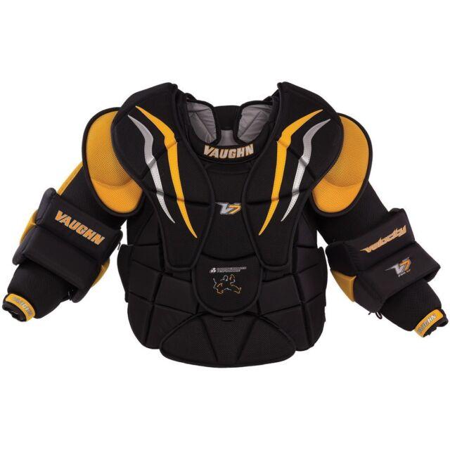 dfce9605a37 New Vaughn V7 XF Pro Senior XL ice hockey goalie chest and arm protector SR