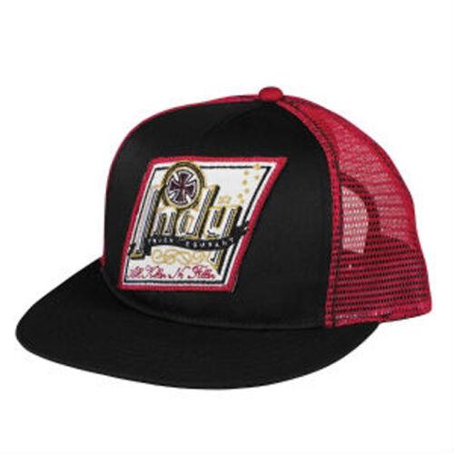 INDEPENDENT TRUCKS Mesh Cap Skateboard Hat // Snapback Cap Assorted Designs
