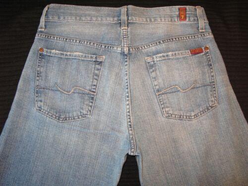 X 7 All 30 Cotton For Mankind Détendu Délavé 100 Jeans Hommes Sz 4wfp4q