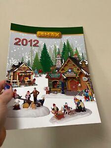 2012 Lemax Village Collection Dealer Catalog