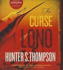 The Curse of Lono by Hunter S Thompson 9781482997392 (cd-audio 2014)