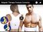 Unisex-Motorcycle-Posture-Therapy-Magnetic-Shoulder-Back-Brace-Belt-Vest-Size-XL thumbnail 1