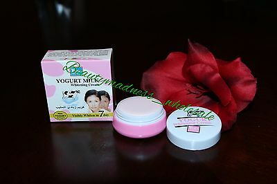 1 YOKO MILK YOGURT MOISTURIZING FACIAL WHITENING CREAM REMOVE BLEMISHES & SPOTS