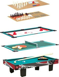 Small-Foot-9-in-1-Multifunctional-Table-11278-Snooker-Hockey-table-Tennis-Game