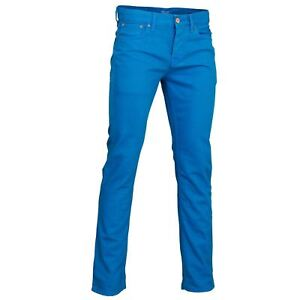 mens-amp-older-boys-blue-skinny-fit-jeans-ADIDAS-Waist-30-034-29-034-long-Tall-leg-NEW