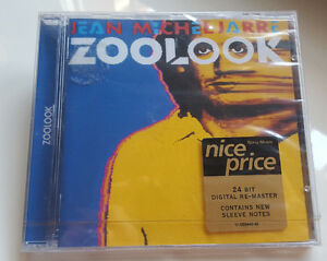 JEAN-MICHEL-JARRE-034-ZOOLOOK-034-24-BITS-REMASTERED-VERSION-CD-NEW-amp-SEALED
