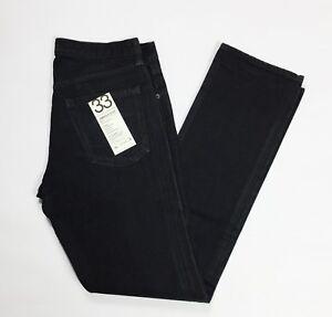 Paper-denim-amp-cloth-jeans-uomo-nuovo-gamba-dritta-denim-32154-w33-tg-47-T3914