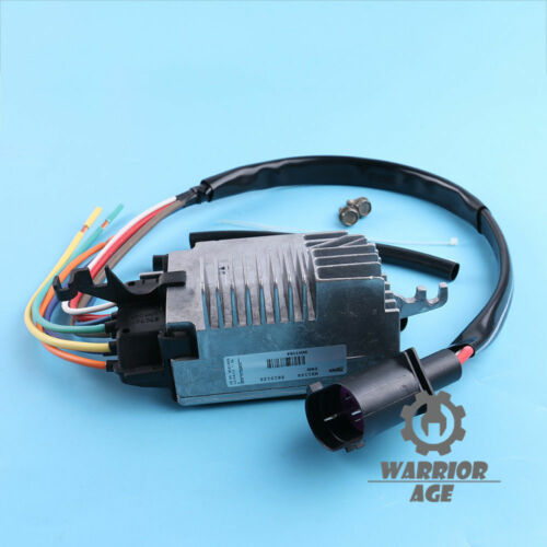 Radiator Cooling Fan Control Unit Module 4F0959501G For AUDI A6 C6 QUATTRO 05-09