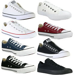 Converse Chucks All Star Classic Low OX Canvas Schuhe Sneaker diverse Farben