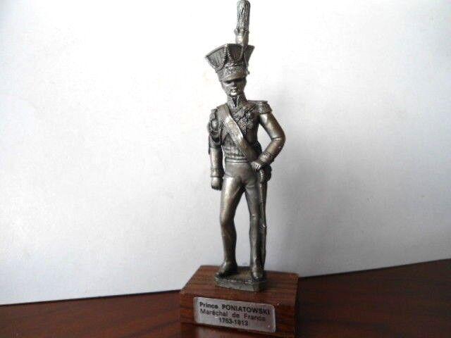 PRINCE PONIATOWSKI MARACHAL DE FRANCE 1763-1813 LES ETAINS DU PRINCE