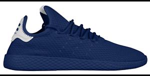 1402ab882 Image is loading Adidas-Pharrell-Williams-Tennis-HU-BY8719-Dark-Blue-