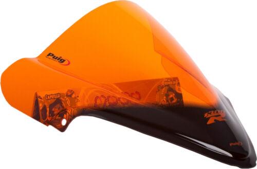 Puig Racing Windscreen Orange 4826T