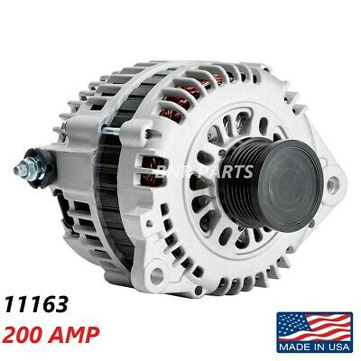 220 AMP 11341 Alternator fits Nissan High Output Performance HD NEW USA